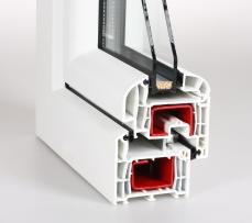 Plastová okna Šumperk - profil