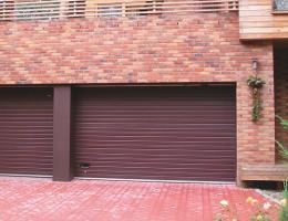 Sekční vrata garážová Šumperk